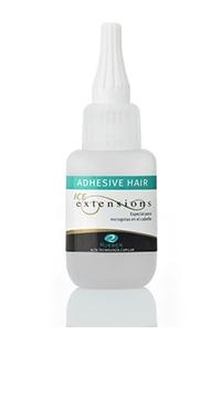 Гелевое наращивание волос