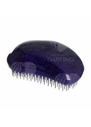 Расческа для волос Tangle Teezer The Original Retro Purple Glitter