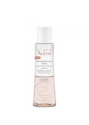 Интенсивное средство для снятия макияжа с глаз Avene 125 мл.