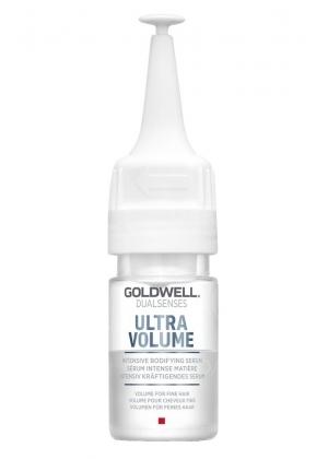 Интенсивная сыворотка для объема тонких волос Goldwell 18 мл.