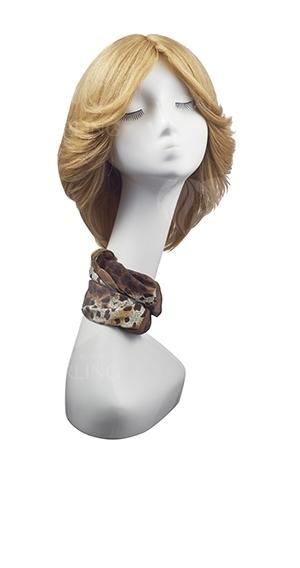 Натуральный парик Таисия (35 см)