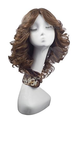 Натуральный парик Хлоя (40 см)