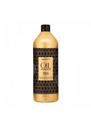 Шампунь с аргановым маслом Matrix Oil Wonders 1000 мл.