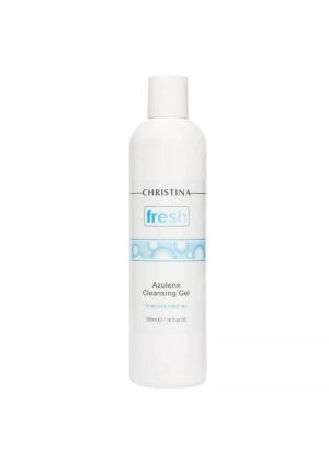 Азуленовое мыло для нормальной и сухой кожи Christina 300 мл.
