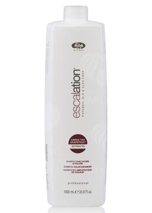 Шампунь с макадамией для окрашенных волос Lisap 1000 мл.