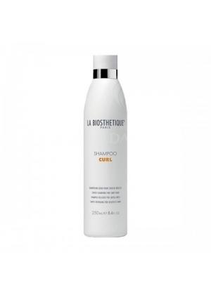 Увлажняющий шампунь для вьющихся волос La Biosthetique 250 мл.