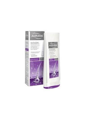 Бальзам-ополаскиватель для всех типов волос Alerana 200 мл.