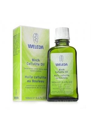 Березовое антицеллюлитное масло Weleda 100 мл.