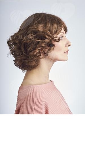 Натуральный парик Глория (30 см)