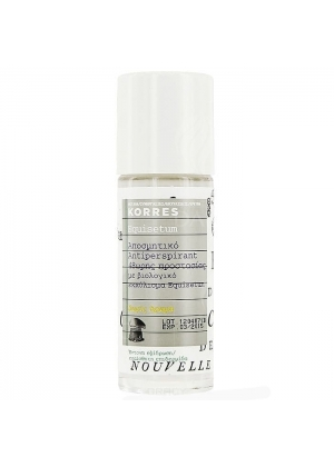 Дезодорант для чувствительной кожи 24 ч Korres 30 мл.