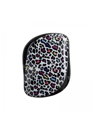 Расческа для волос Tangle Teezer Compact Styler Punk Leopard