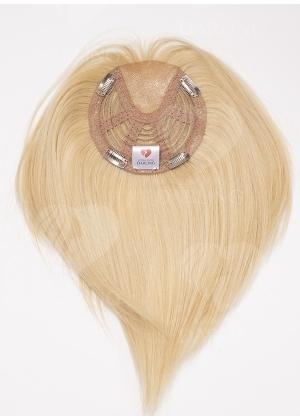 Шиньон полусфера из натуральных волос (35 см)