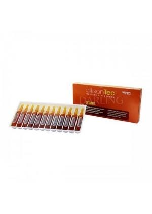 Ампульное средство при химической обработке волос Dikson 12x12 мл.