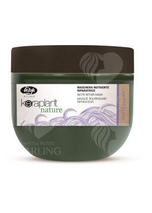 Маска для питания и увлажнения волос Lisap 50 мл.