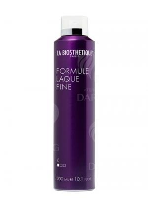 Аэрозольный лак для тонких волос La Biosthetique 300 мл.