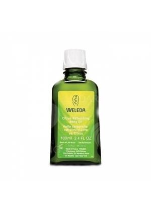 Цитрусовое освежающее масло Weleda 100 мл.