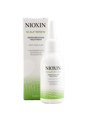 Регенерирующий пилинг для кожи головы Nioxin 75 мл.