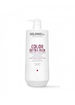 Кондиционер для окрашенных волос Goldwell Extra 1000 мл.