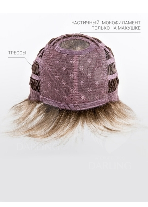 Искусственный парик Spark Ellen Wille