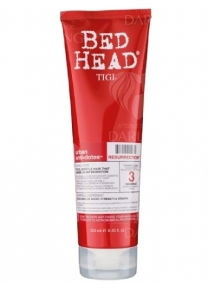 Шампунь для поврежденных волос Уровень 3 TIGI 250 мл.