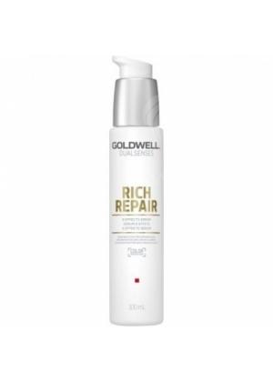 Сыворотка 6-кратного действия для сухих волос Goldwell 100 мл.