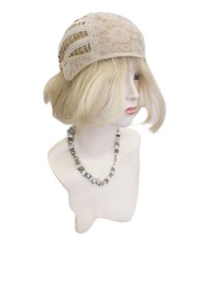 Натуральный парик Монро (30 см)