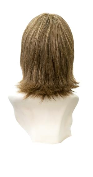 Натуральный парик Жанэт (35 см)