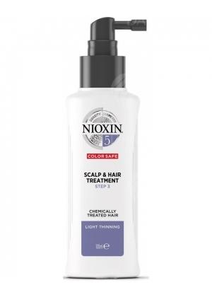 Питательная маска для жестких волос Nioxin (System 5) 100 мл.