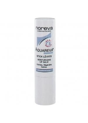 Бальзам увлажняющий для губ стик Noreva Aquareva 3.6 г.