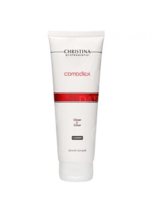 Гель очищающий для жирной кожи Christina Comodex 250 мл.