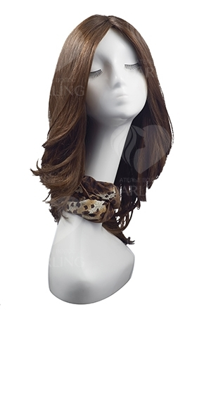 Натуральный парик Люсия (52,5 см)