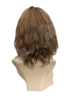Натуральный парик Саломея (25 см)