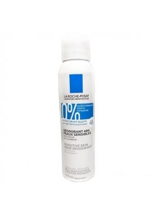 Дезодорант-спрей физиологический 48 ч. La Roche Posay 150 мл.