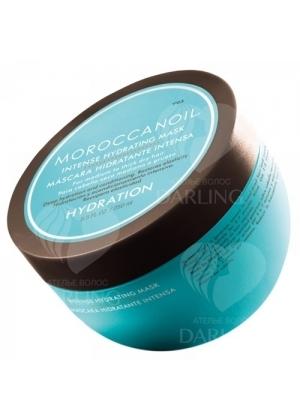 Интенсивно увлажняющая маска для поврежденных волос Moroccanoil 250 мл.