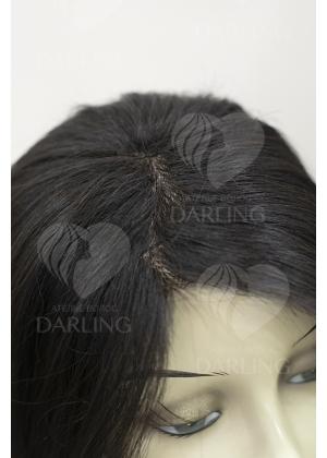 Натуральный парик Ида (30 см)