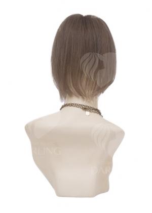 Микросистема из натуральных волос (20 см)