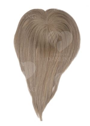 Натуральный шиньон полусфера (35 см)