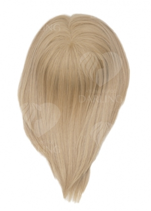 Шиньон полусфера из натуральных волос (30 см)