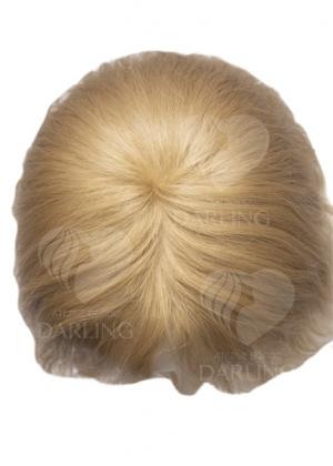 Полупарик Бренда из натуральных волос (20 см)