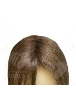 Накладка Топпик из натуральных волос (20 см)