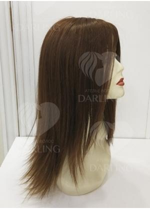 Система волос на сетке из натуральных волос арт. 08 (45 см)
