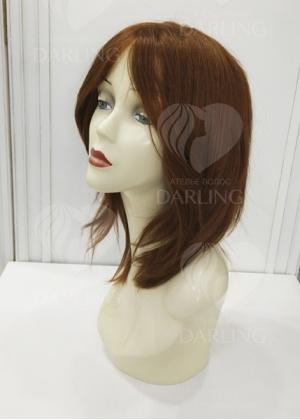 Система волос на сетке из натуральных волос арт. 33 (30 см)