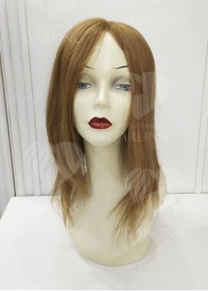 Система волос на сетке из натуральных волос арт. 10 (40 см)