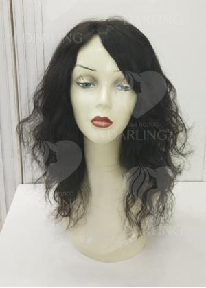 Система волос на сетке из натуральных волос арт. 02-1 (40 см)