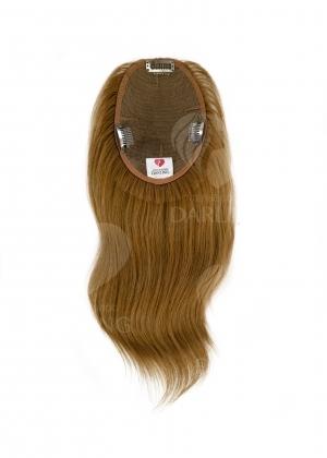 Шиньон из натуральных волос Каскад (40 см)