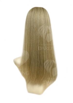 Шиньон из натуральных волос Бьюти Челка (45 см)