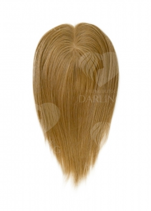 Теменная накладка из натуральных волос (40 см)