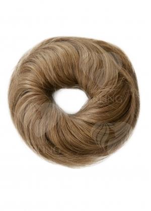 Шиньон резинка из натуральных волос арт.005
