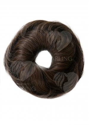 Шиньон резинка из натуральных волос арт.006