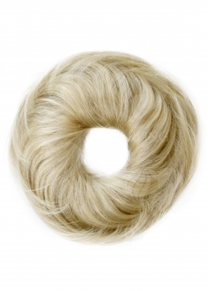Шиньон резинка из натуральных волос арт.007